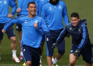 El Madrid se receta fútbol para remontar