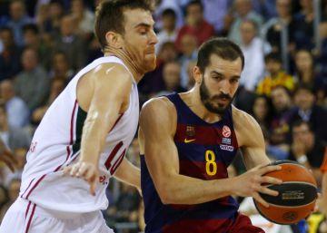El Barça, contra el Loko, el pletórico Claver y la cancha de Krasnodar
