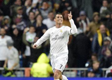Cristiano remonta al Wolfsburgo y mete al Madrid en semifinales