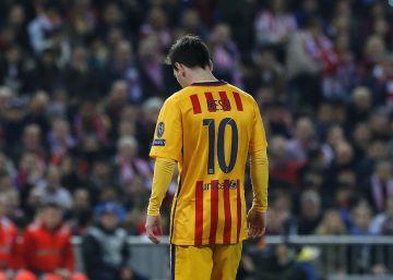 Ni rastro del campeón Barça
