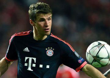 El Bayern supera un mal trago