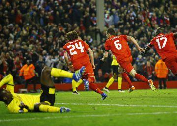 Con la historia del Liverpool no se juega
