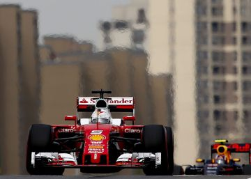 Ferrari se asoma de nuevo