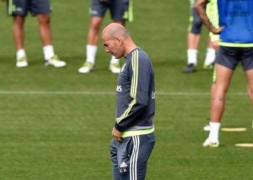 Esnáider y el Getafe miden al Real Madrid