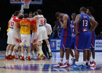 La FIBA excluye a la selección española del Eurobasket 2017