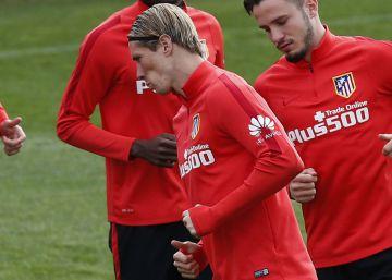 Fernando Torres vuelve al once del Atlético ante el Granada