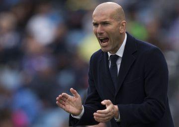 """Zidane: """"No firmo ganar la Champions y perder la Liga"""""""