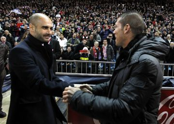 Simeone vs. Guardiola