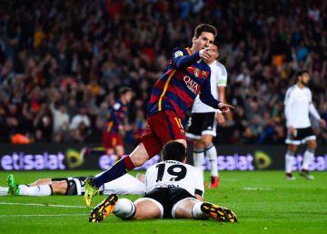 Messi, el gol 500 no vale ni uno