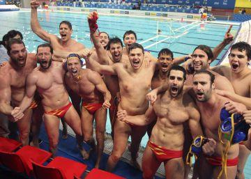 España presume de equipos olímpicos