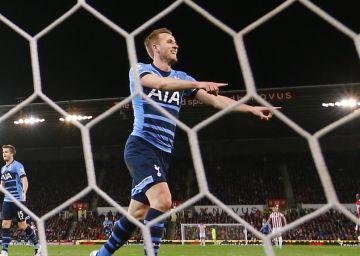 El Tottenham vuelve a ganar y se mete en la lucha por la Premier