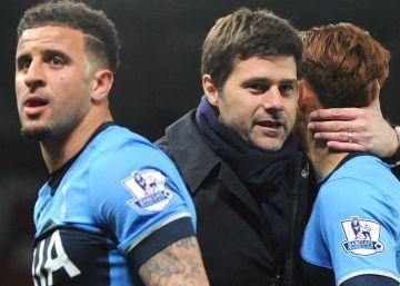 El Tottenham acecha al Leicester