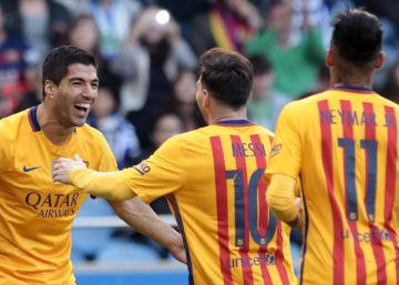 Barça arrasa o Deportivo: 8 a 0