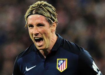 Torres y la rutina del gol