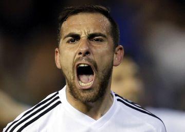 El Valencia arrolla al Eibar