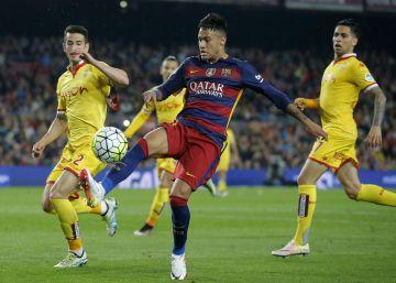 Día agridulce para Neymar