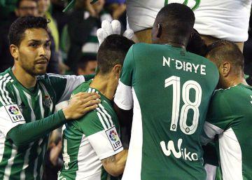 La solvencia del Sevilla se impone el derbi ante el Betis