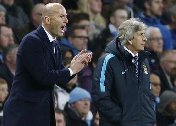 """Zidane: """"Estoy contento"""""""