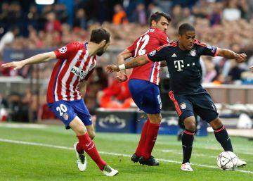 Cuatro motivos por los que el Atlético ganó al Bayern