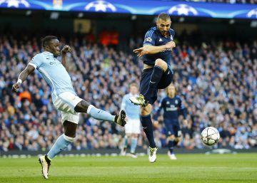 Benzema y Cristiano, dudas para medirse al City