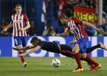La defensa perfecta del Atlético