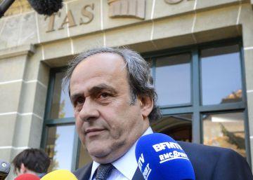 La última batalla de Michel Platini