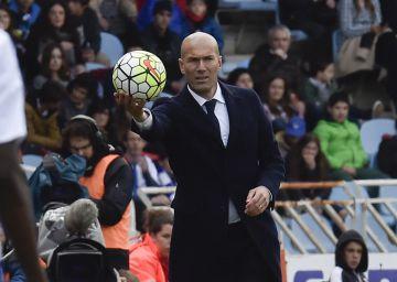 """Zidane: """"Cuando ganas es que se ha hecho bien el trabajo"""""""
