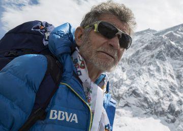 Carlos Soria se adjudica el Annapurna a los 77 años