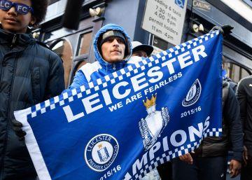 El Leicester alza la Premier