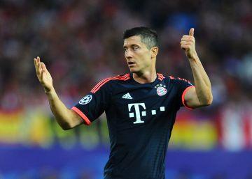 La dinamita del Bayern