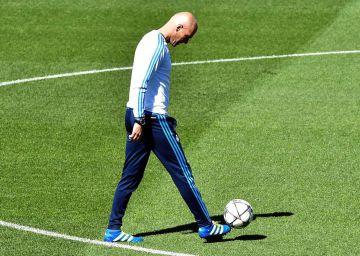 Zidane confirma a Cristiano y descarta a Casemiro y Benzema