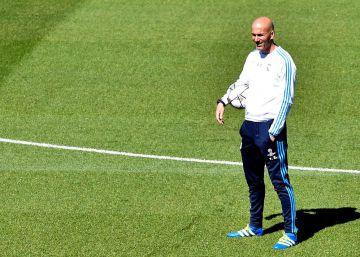 """Zidane y el """"fracaso"""""""