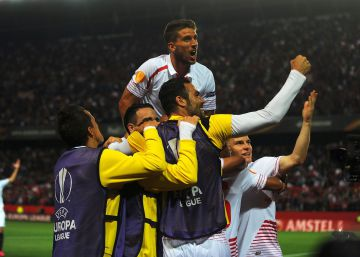 Sevilla y Liverpool disputarán la final de la Liga Europa
