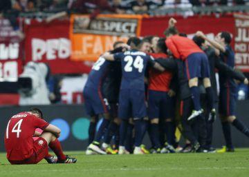 Europa, recreo del fútbol español