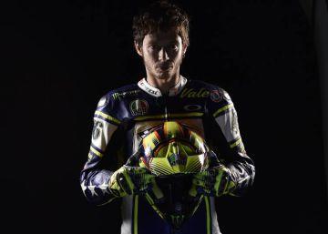 Rossi abre su casa y su vida a las cámaras