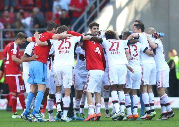 El Bayern conquista la Bundesliga