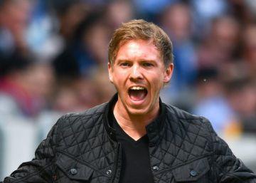 Nagelsmann, el mejor entrenador de la Bundesliga