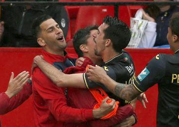 El Granada se salva ante el Sevilla