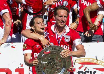 El PSV gana la liga con tintes mexicanos