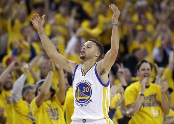 Curry remata a los Blazers y ya es finalista en el Oeste