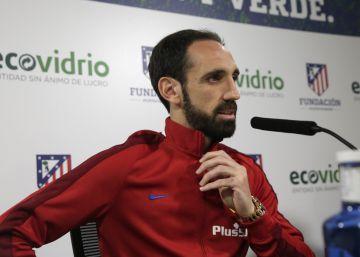 """Juanfran: """"La final de la Champions es el partido de nuestras vidas"""""""