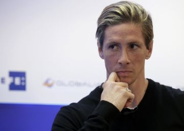 """Fernando Torres: """"Se está hablando de seguir y eso es algo que me gusta"""""""