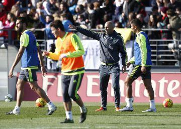 La vitamina de Zidane