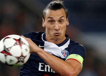 "Ibrahimovic deja el PSG: ""Me voy como una leyenda"""