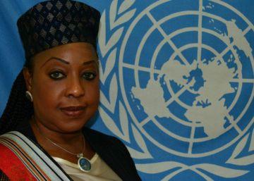 Fatma Samoura, primeira mulher secretária-geral da FIFA