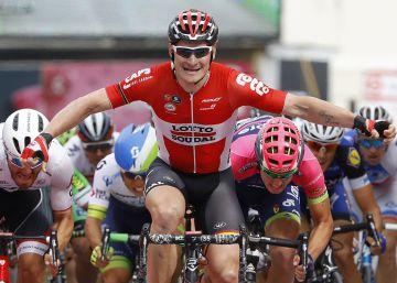 Greipel: en el Giro la velocidad es alemana