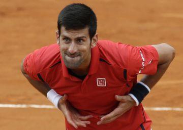 Nadal y Djokovic, tan cerca y tan lejos