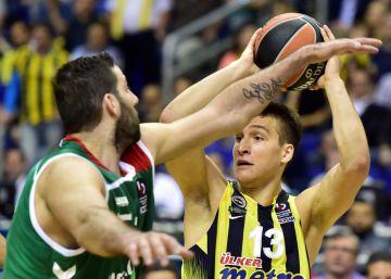 El Baskonia desfallece en la prórroga ante el Fenerbahçe