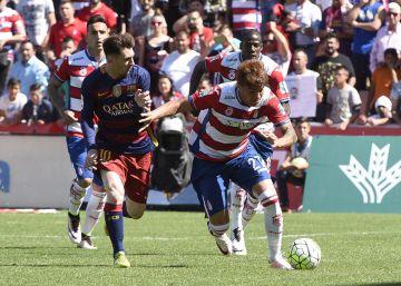 El juego alrededor de Messi