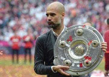 """Danke Pep"", la Bundesliga despide a Guardiola"